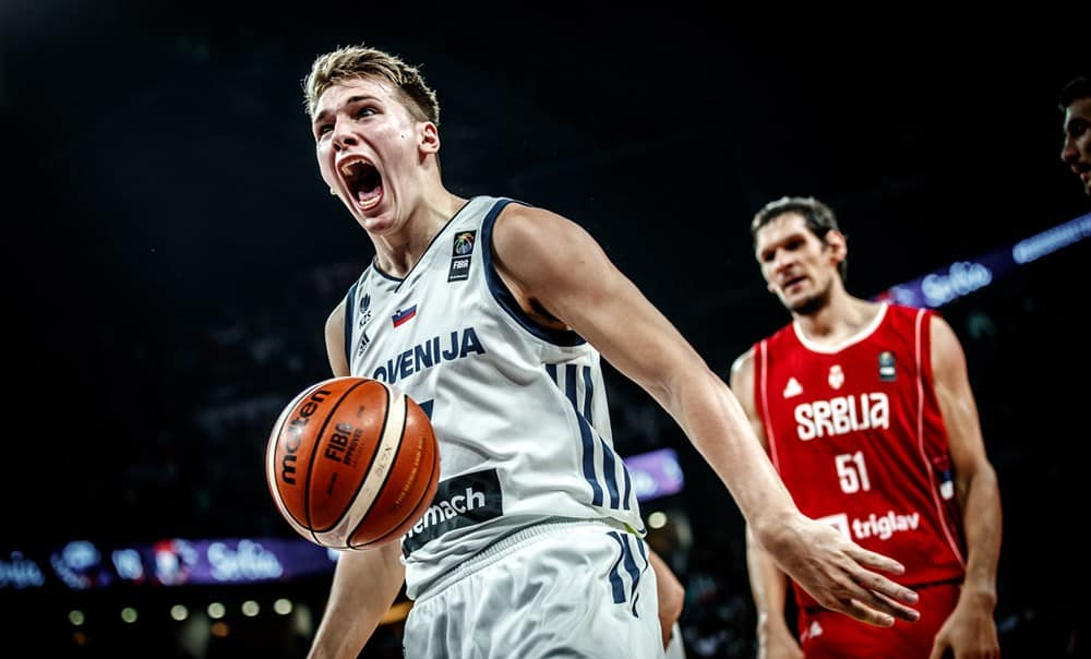 Historique : La Slovénie est championne d'Europe !