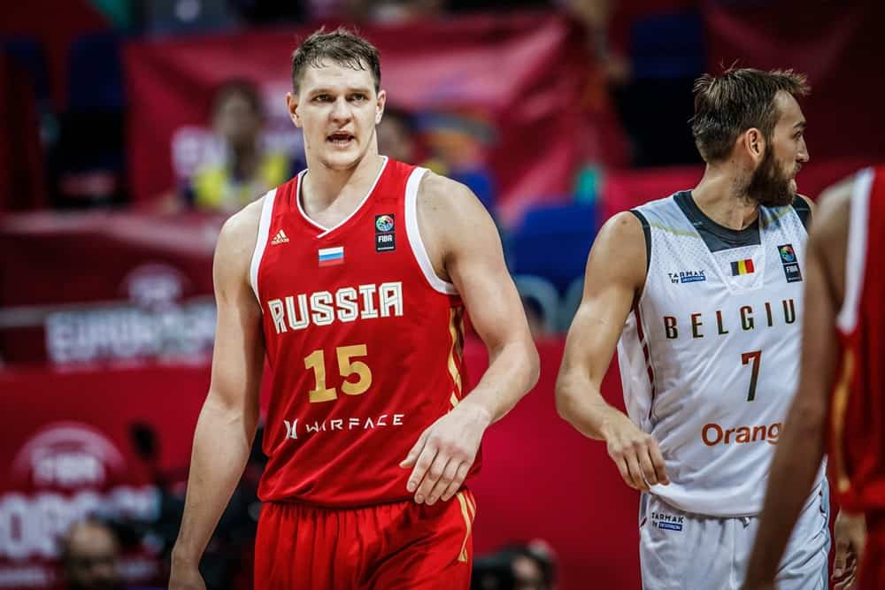 Face à la Belgique, la Russie enchaîne un troisième succès