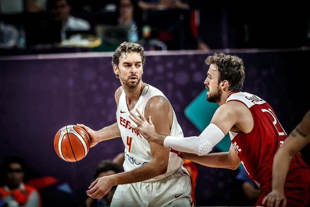 L'Espagne écarte la Turquie et file en quart de finale