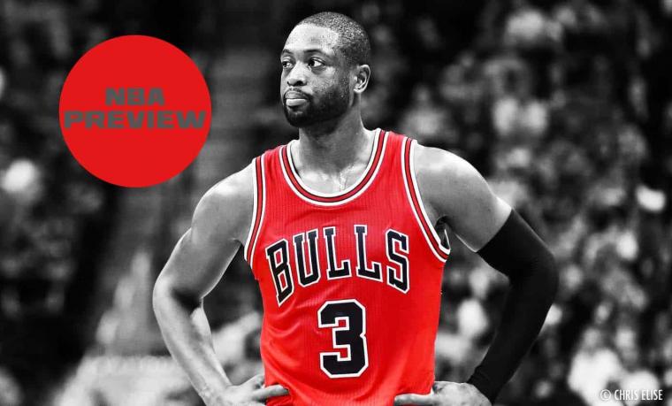 Preview NBA : 29e – Chicago Bulls