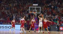 Buzzer beater : Quand Sergio Rodriguez ruine les espoirs turcs