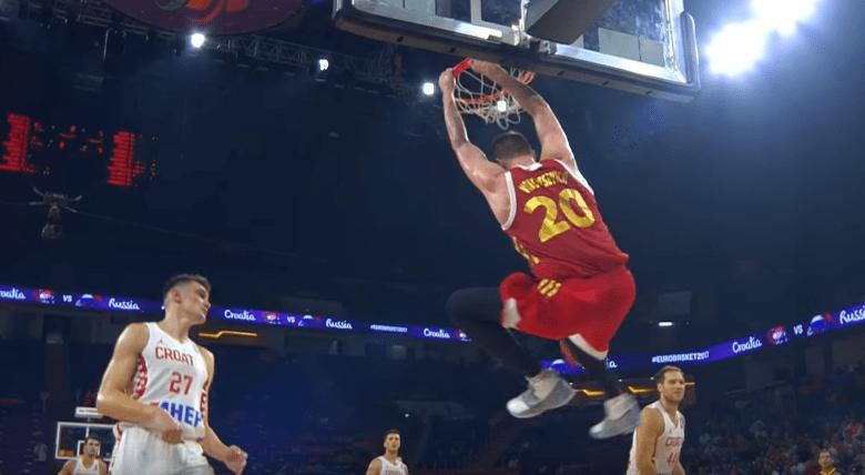 Top 5 : Poster, alley-oop… comme en NBA, ou presque