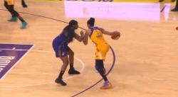 En WNBA aussi ça casse des reins et des chevilles