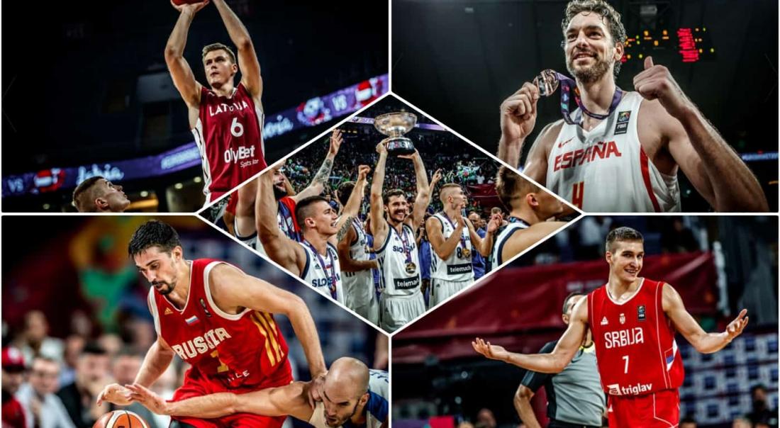Eurobasket, ce qu'on a aimé… et moins aimé