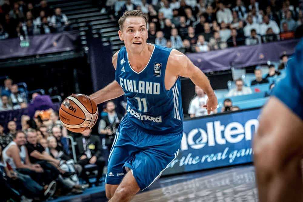 La Finlande continue de surprendre face à la Grèce !