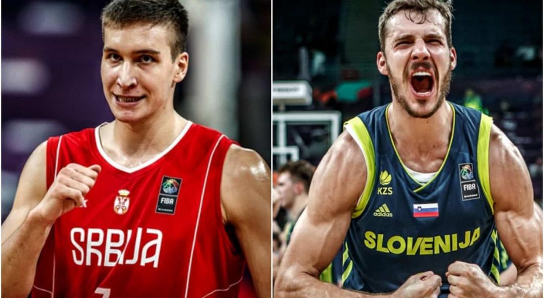 5 raisons de ne pas louper la finale Serbie-Slovénie