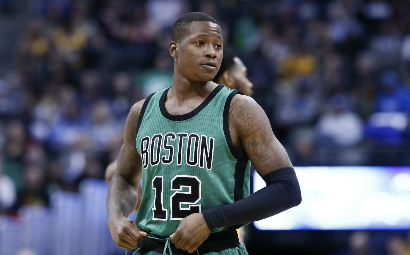 Terry Rozier se lâche… ça sent la fin à Boston ?