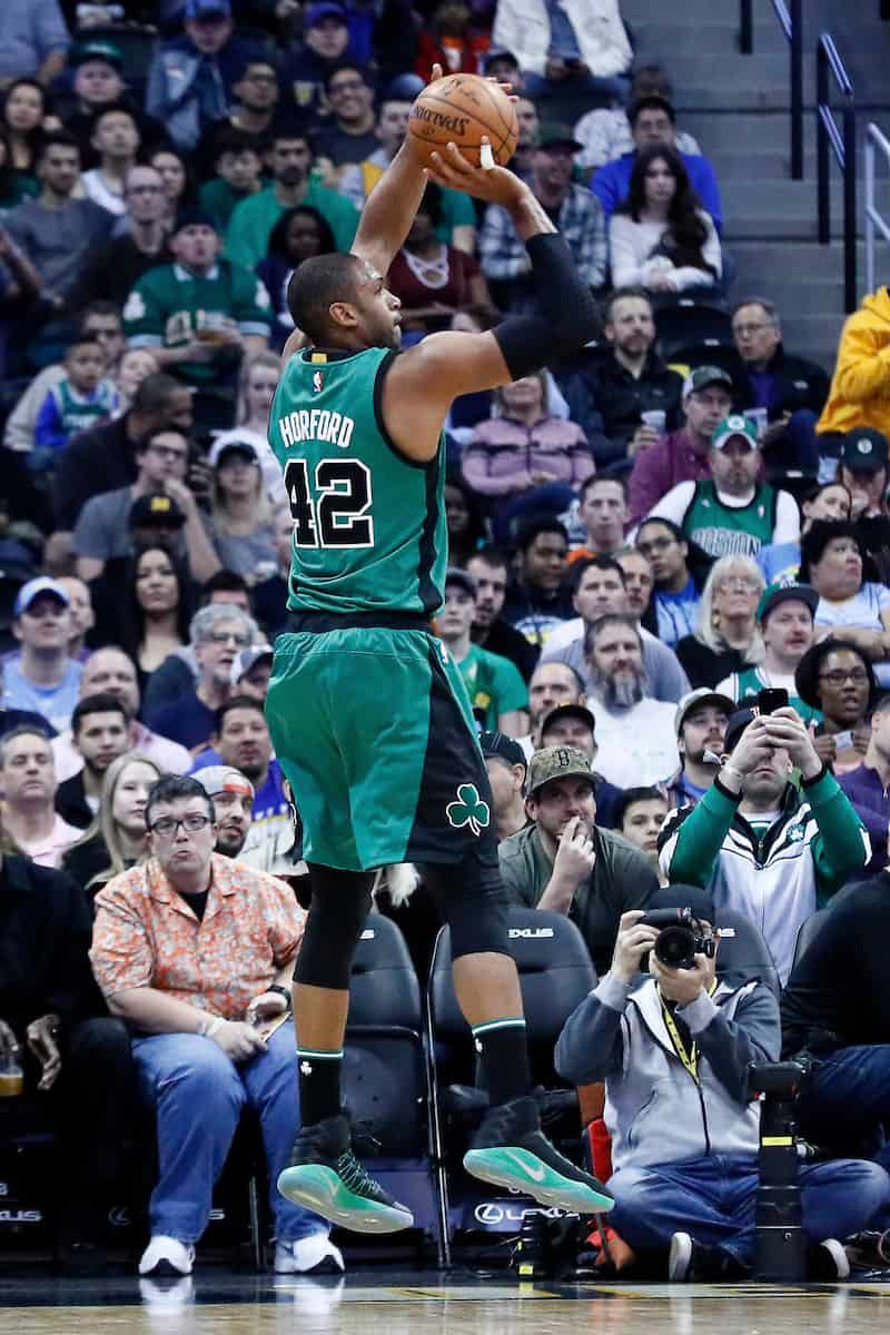 Al Horford : « On sait à quel point Giannis est dangereux »