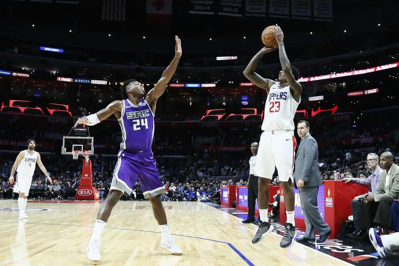 Lou Williams crucifie les Wizards !