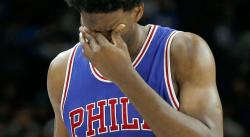 Joel Embiid : «Les arbitres sont archi nuls»