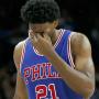 Joel Embiid très frustré par les Sixers…