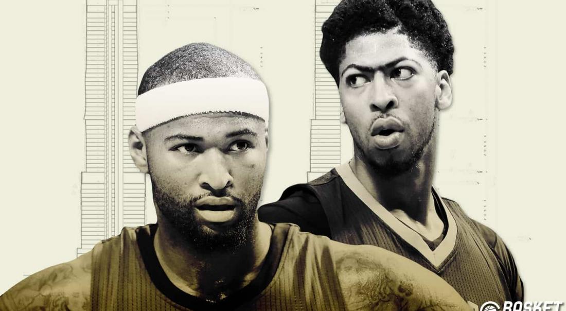Avec Cousins et Davis, les Pelicans peuvent créer la surprise