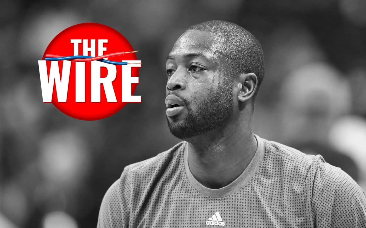The Wire : Wade pas respecté, qui veut Okafor ?