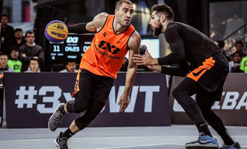 LIVE : les demies et la finale du FIBA 3×3 World Tour
