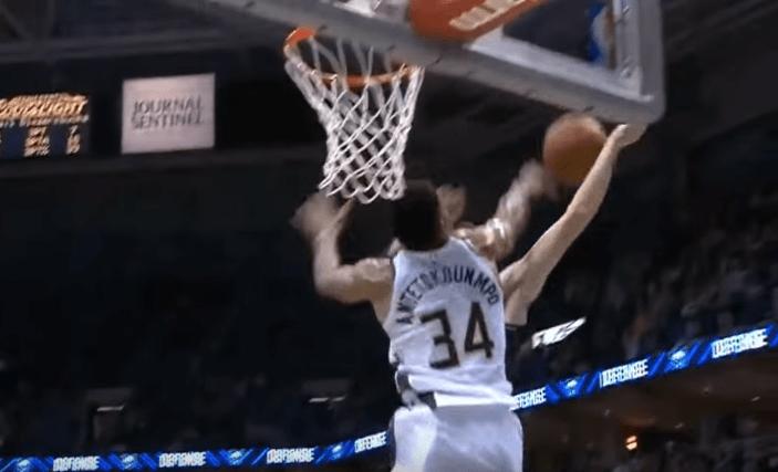 Héroïque Giannis : Le steal, le dunk et le block de la gagne !