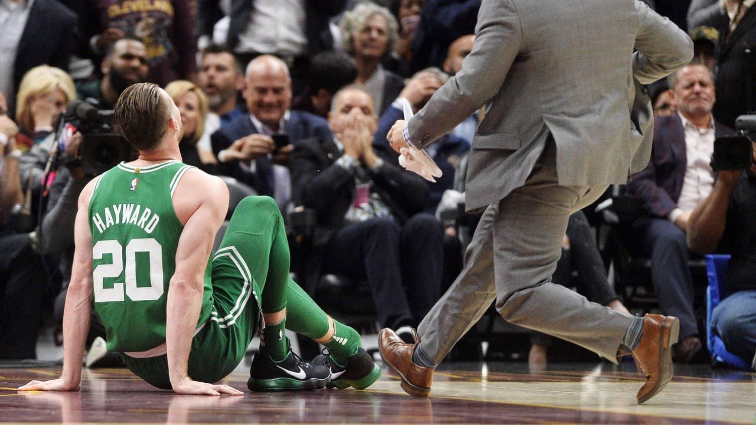 Battus par les Cavaliers, les Celtics ont perdu plus gros