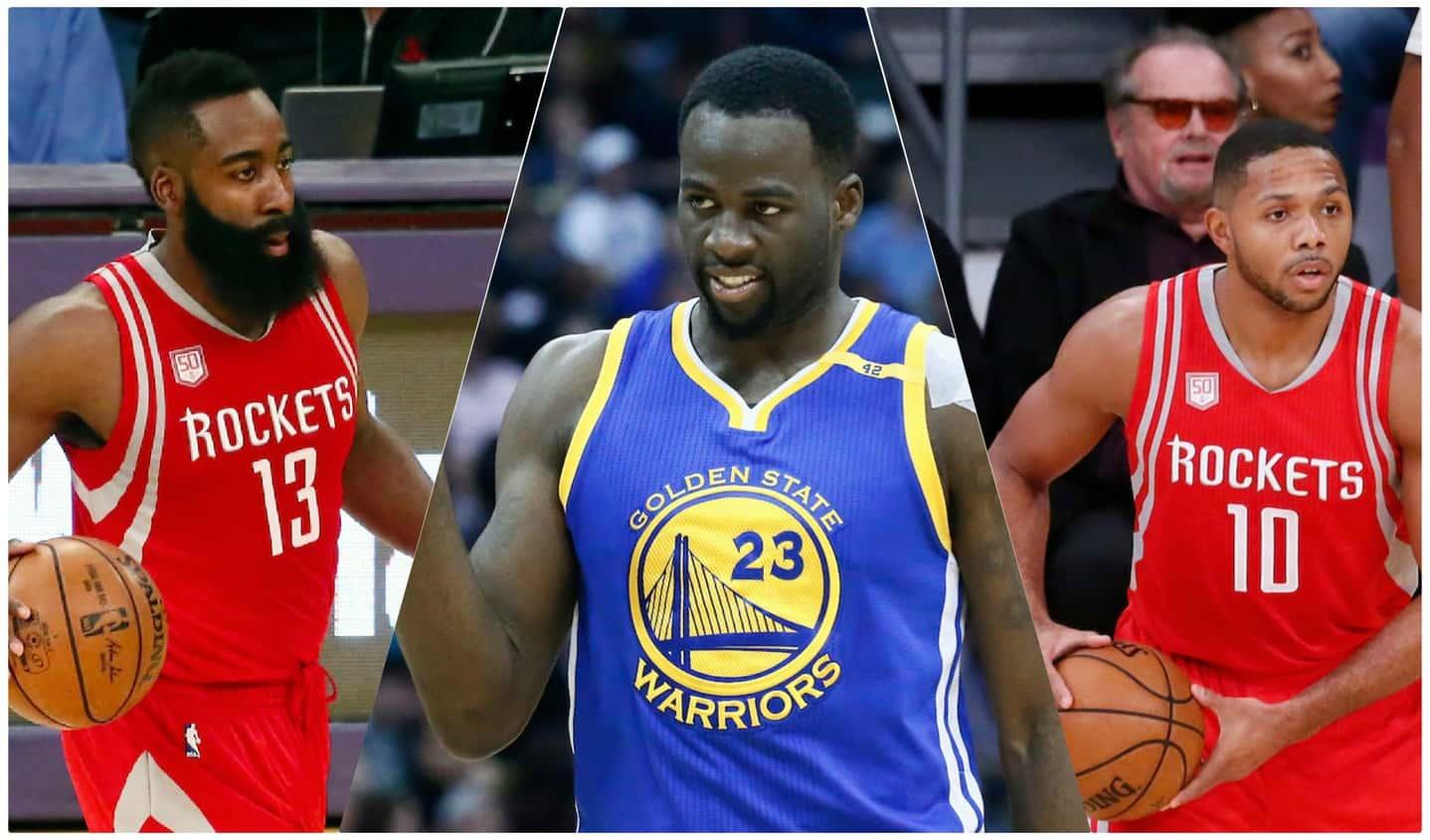 5 points à retenir du casse des Rockets à Golden State