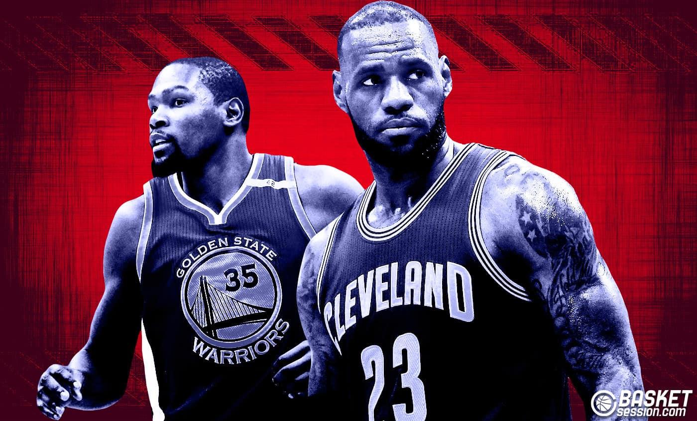 Et si Kevin Durant rejoignait LeBron James en 2019 ?
