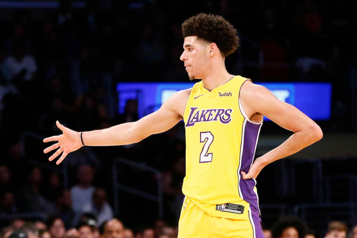 Les Lakers gonflent-ils les stats de Lonzo Ball ?