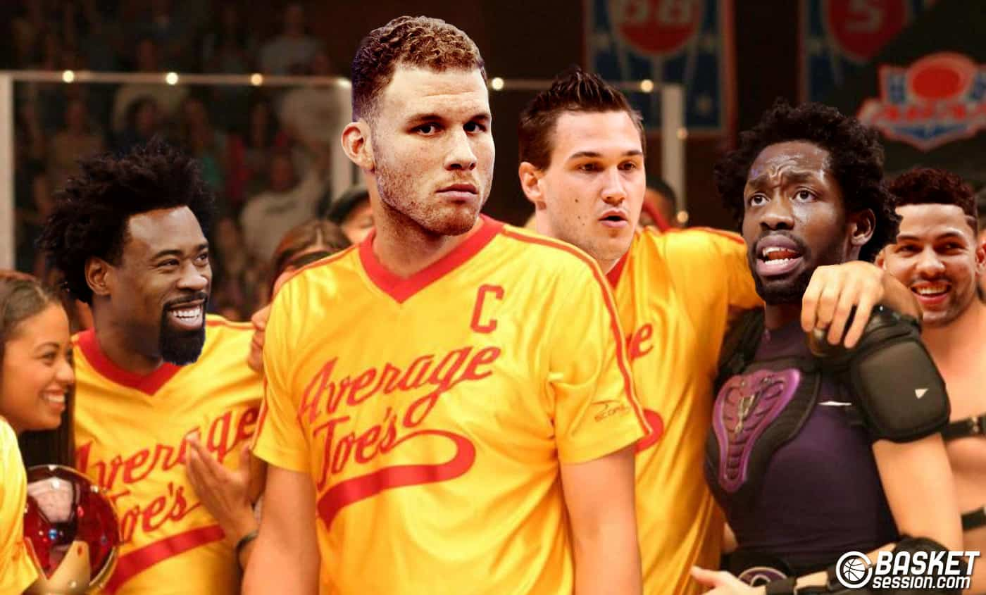Preview NBA : 11e – Los Angeles Clippers, «Dodgeball»