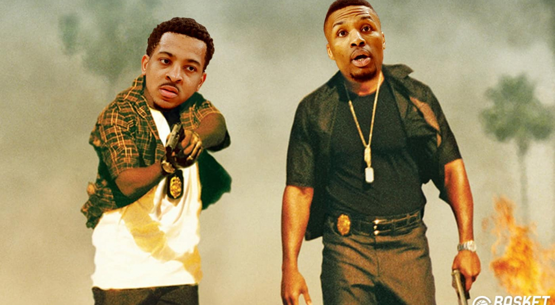 Preview NBA : 13e – Portland Trail Blazers, «Bad Boys»