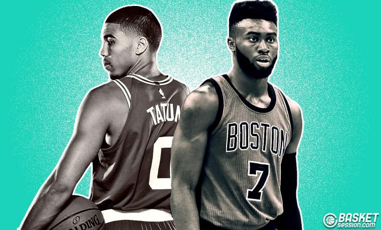 Jayson Tatum, Brown et les Celtics : ça promet du lourd !