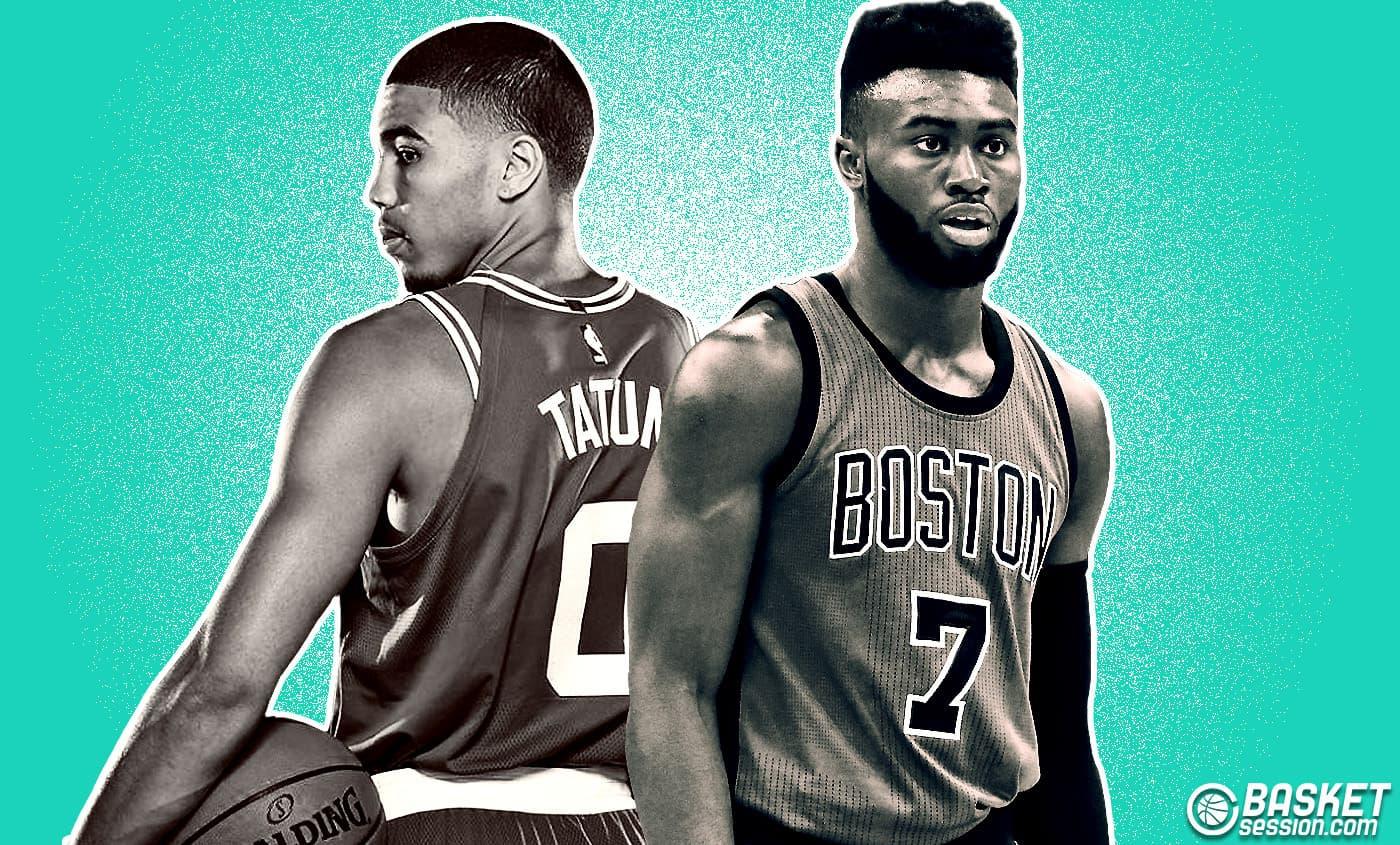 Brown-Tatum, les gamins qui vont sauver Boston
