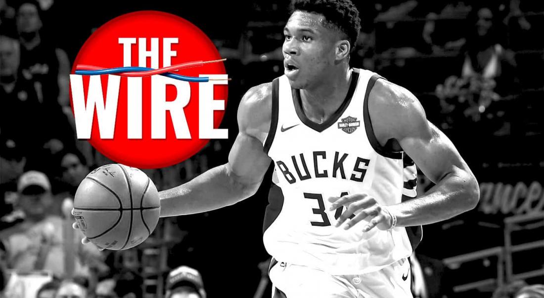 The Wire : Giannis a snobé LeBron, Bledsoe et les Suns aussi