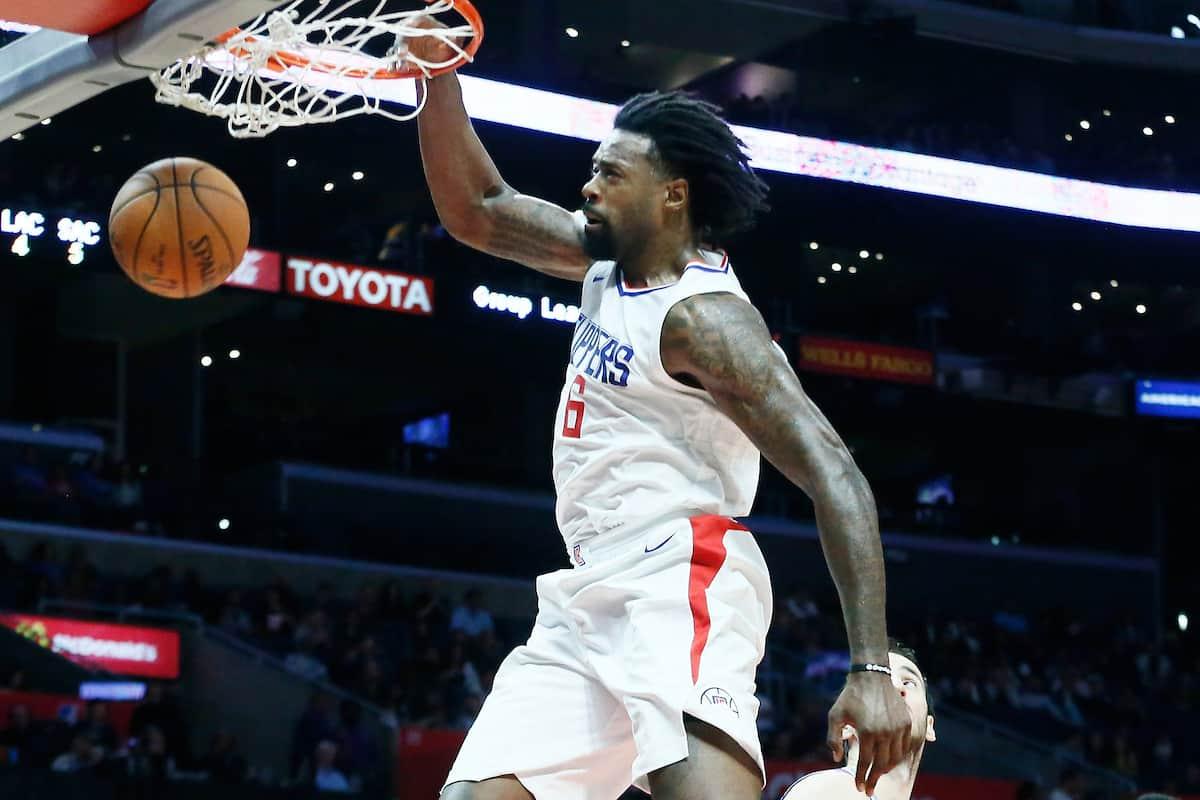 Les Bucks visent trois pivots dont DeAndre Jordan