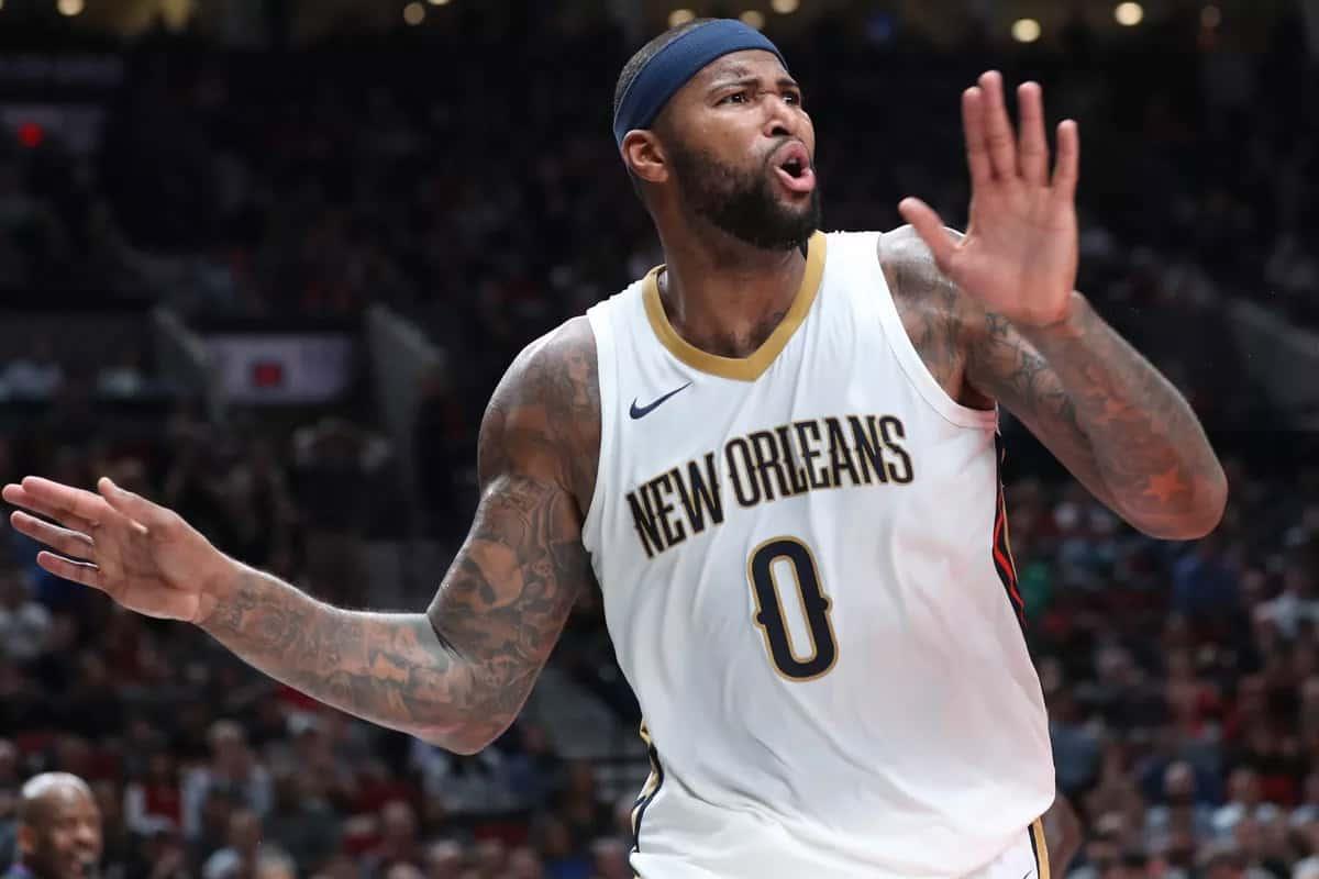 DeMarcus Cousins devrait prolonger chez les Pelicans