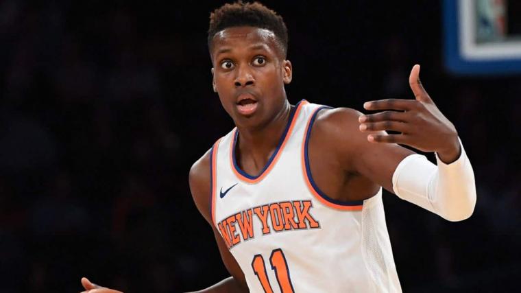 Frank Ntilikina bientôt titulaire avec les New York Knicks ?