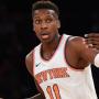 Ntilikina et les Knicks débutent par une victoire contre Atlanta