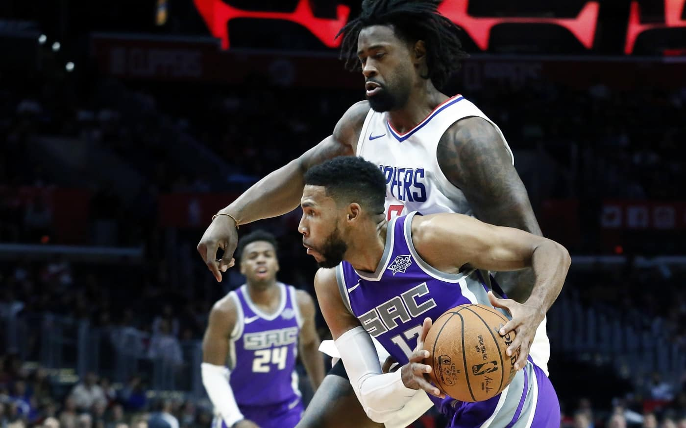 Les Clippers gèrent facilement les Kings