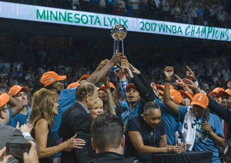 Championnes, les Lynx privent les Sparks du back to back