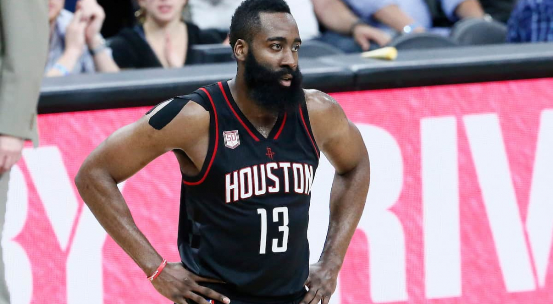 CQFR : Harden ne respecte rien, Brown a un mental dingue