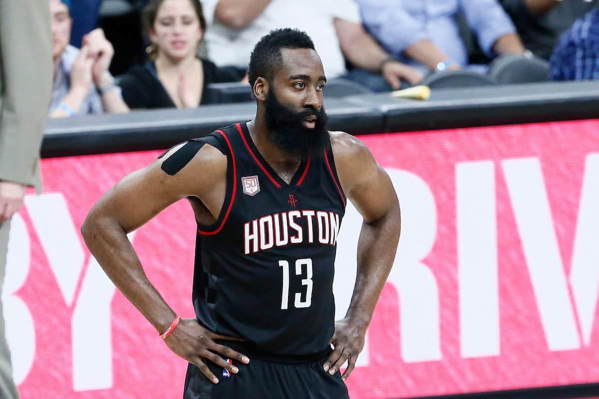 James Harden est clair : Il vise le titre avec Houston !