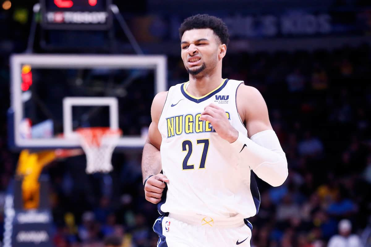 Jamal Murray, héros d'un money time fabuleux