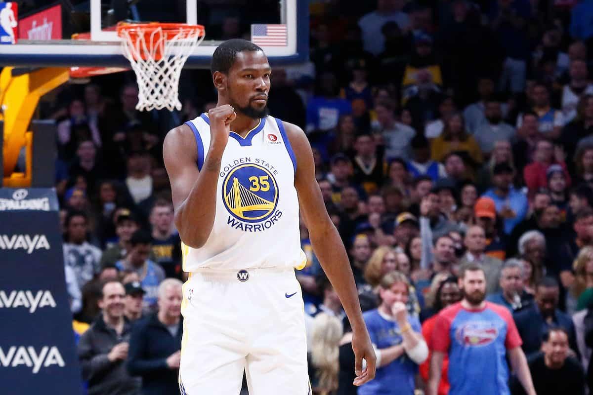 Kevin Durant de retour demain soir pour les Warriors