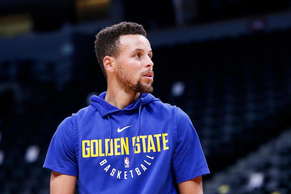 Stephen Curry : «La remise des bagues, une soirée bizarre»