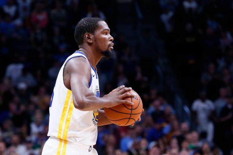 Kevin Durant, les Knicks ont sous-estimé sa relation avec Kyrie Irving
