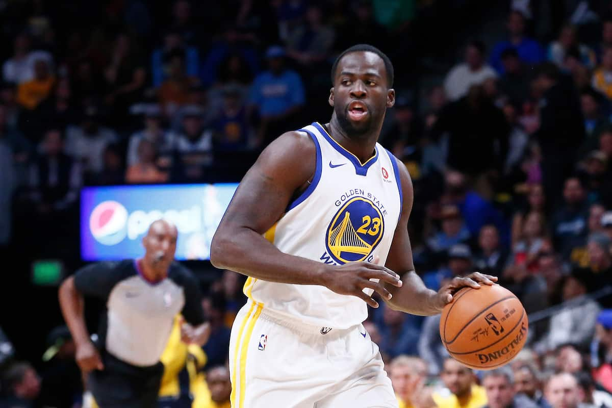 Draymond Green menace les Warriors à demi-mot sur son futur contrat
