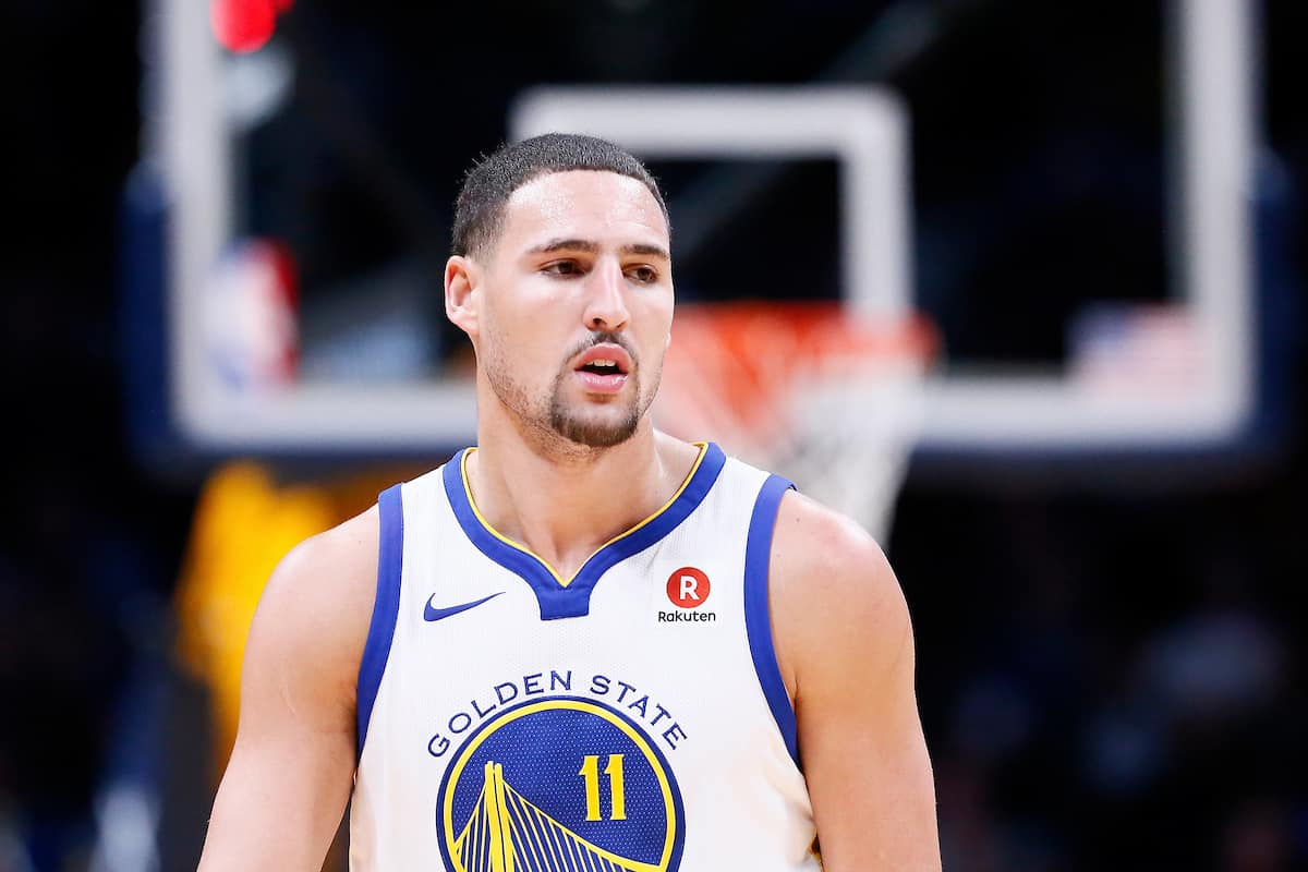 Klay Thompson anticipe une finale Warriors-Raptors