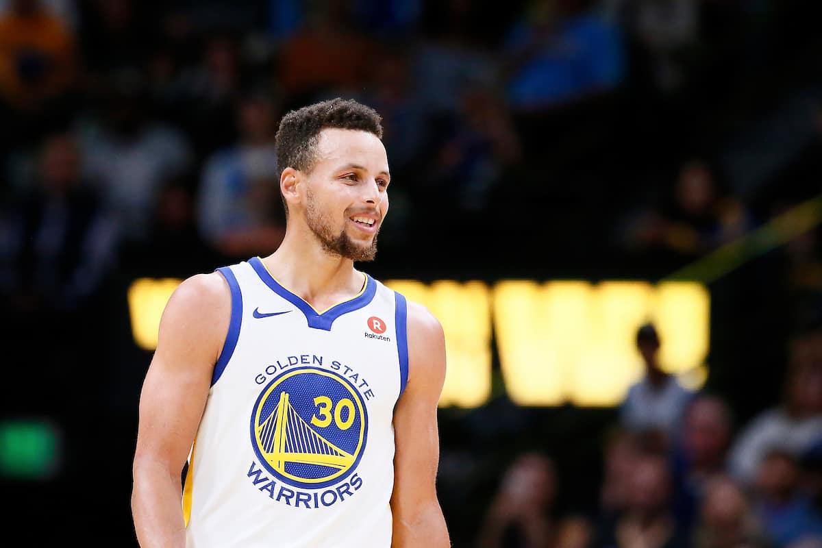 Stephen Curry démarre fort, Golden State gère OKC