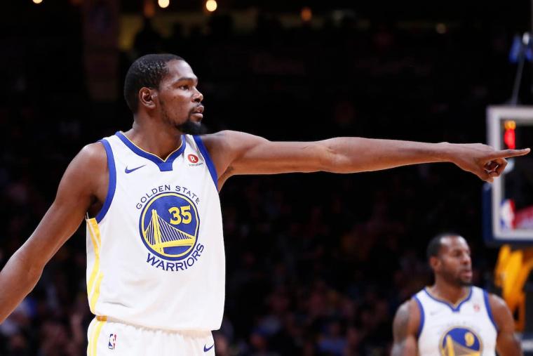 Kevin Durant devrait revenir au Game 4!