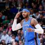 Carmelo Anthony ne rejoindra pas les Blazers de suite