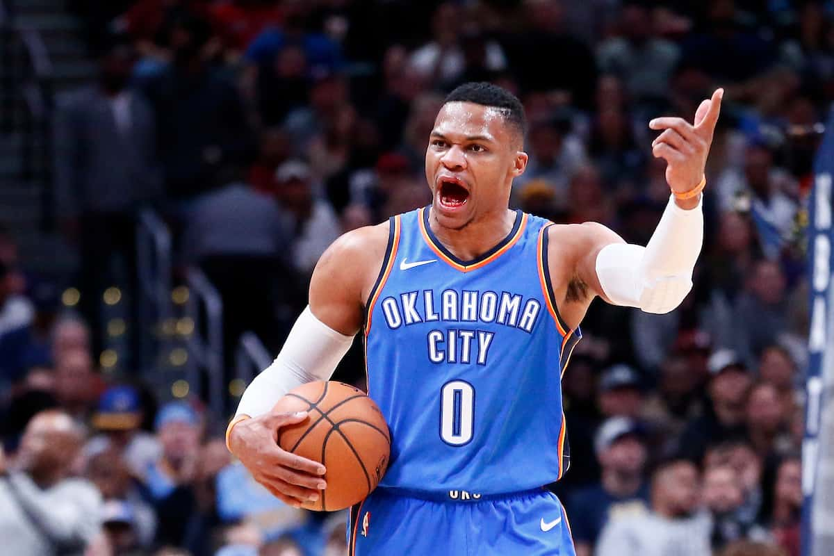 All-Star Game : Westbrook choqué par l'absence de George