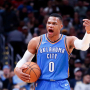 NBA Russell Westbrook Oklahoma City Thunder golden State Warriors