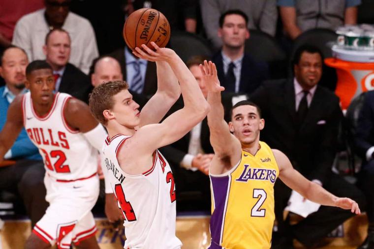 Les 10 futures stars des Bulls et des Lakers