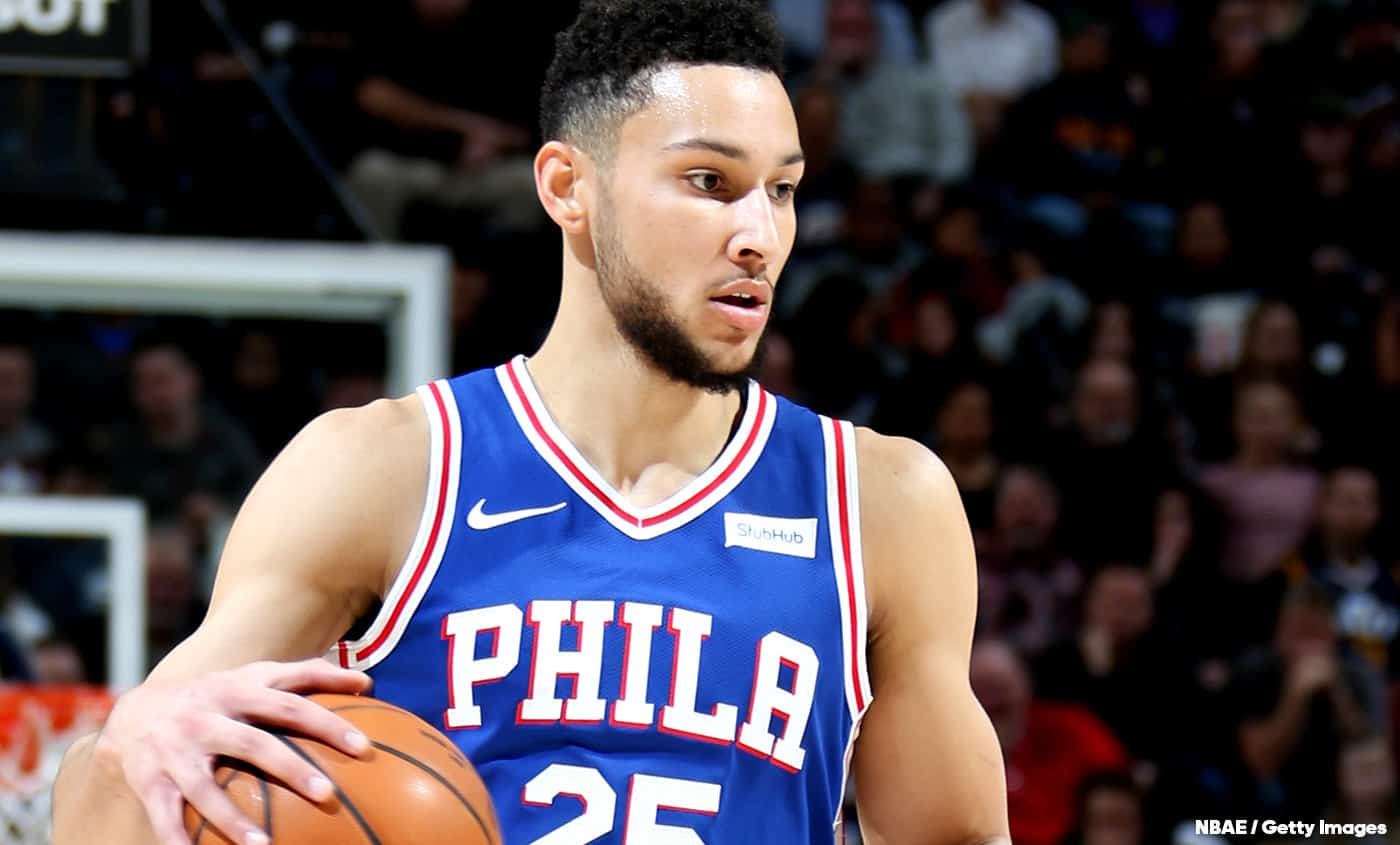Ben Simmons a fait taire New York
