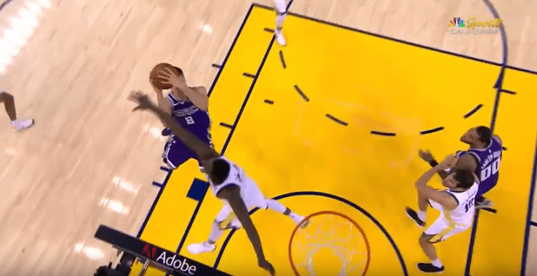 Game winner : Bogdanovic fait tomber les Warriors !